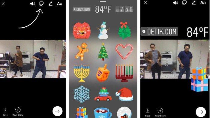 cara-mudah-pasang-stiker-di-instagram-stories